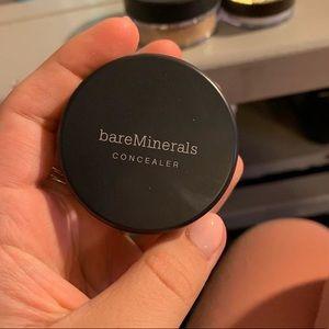 Bare minerals concealer powder